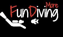 More Fun Diving Logo