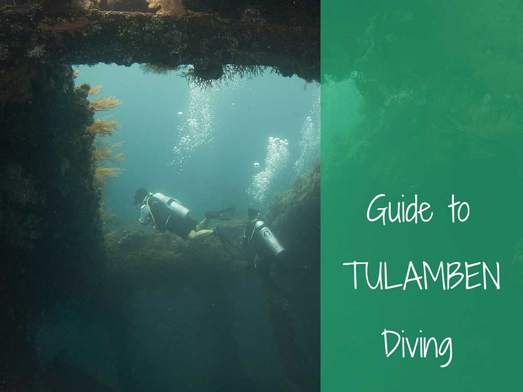 guide to tulamben diving
