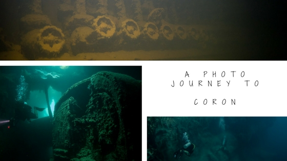underwater photo journey to coron