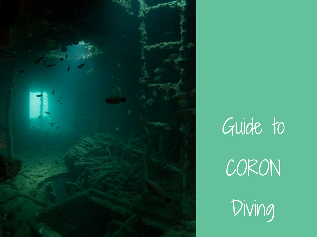 Guide to Coron diving