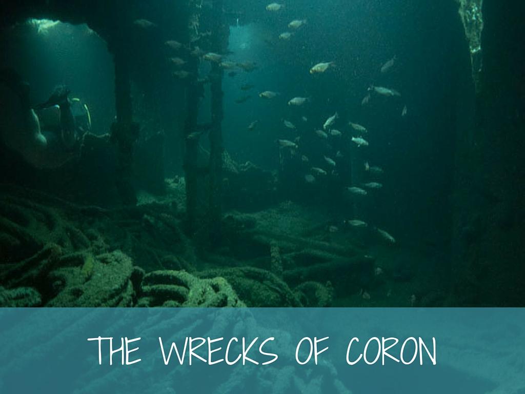 wrecks coron