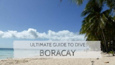 guide to dive boracay