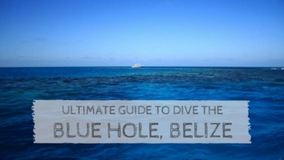 Ultimate Guide to Dive the Blue Hole Belize