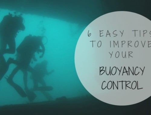 6 Easy Tips to Improve your Buoyancy Control
