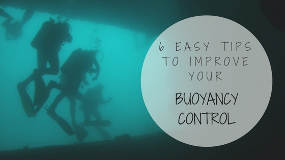 improve your buoyancy control