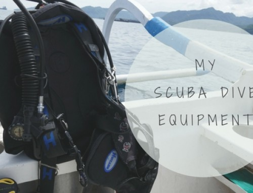 My Scuba Diving Equipment