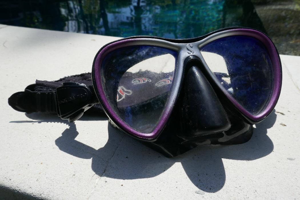 my scubapro mask