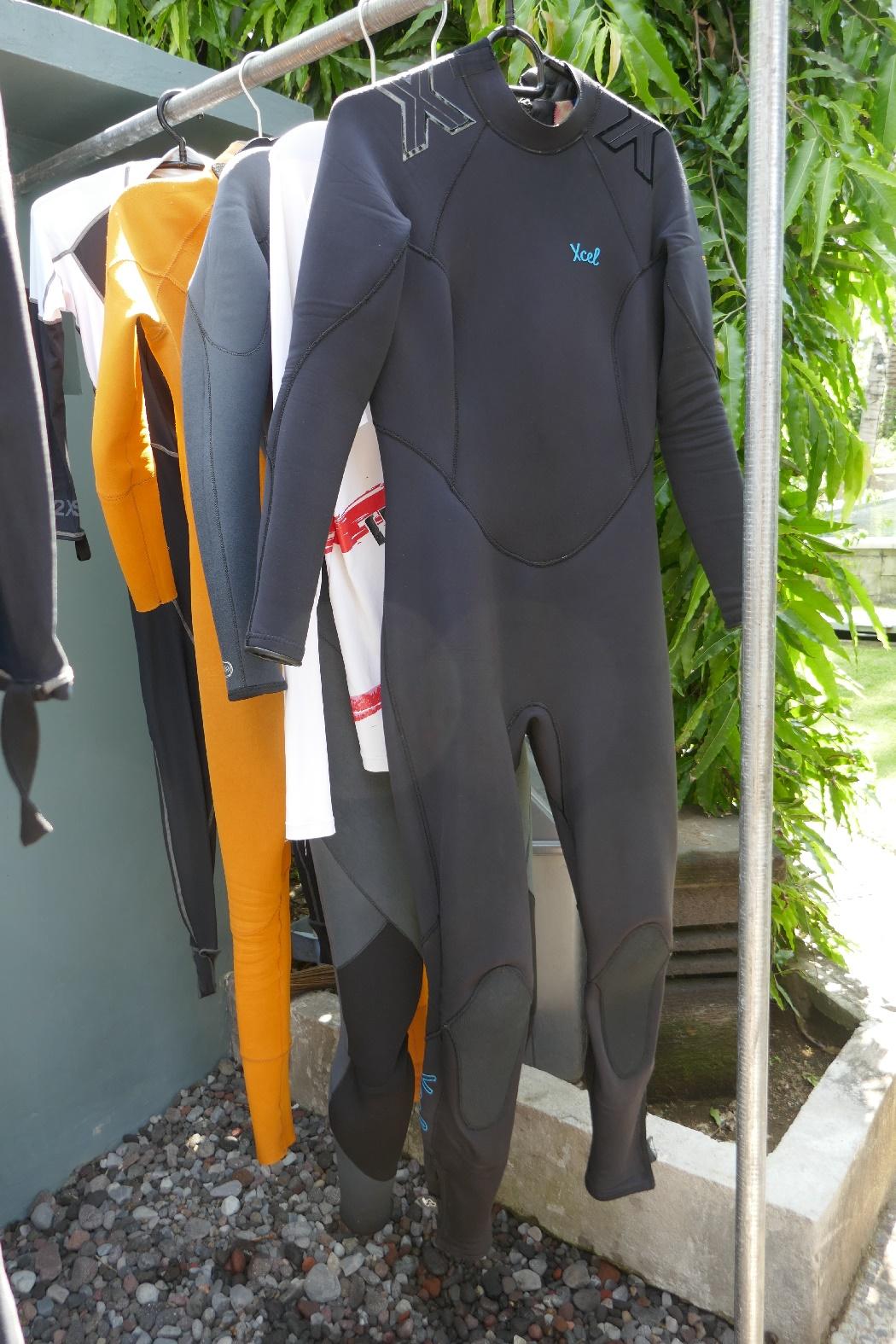 my xcel wetsuit