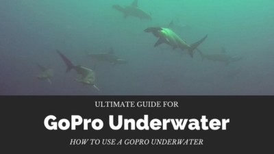 how to use gopro underwater