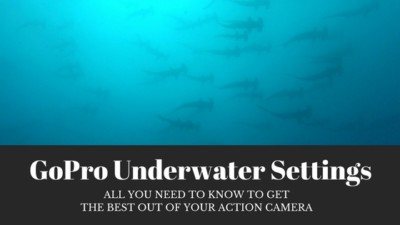 gopro underwater settings