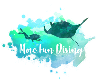 More Fun Diving Logo