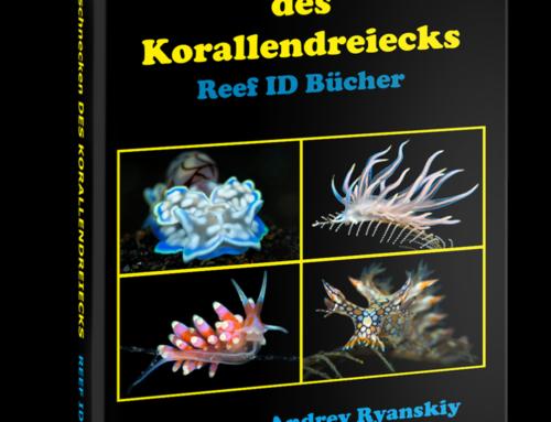 Das beste Meeresschnecken oder Nudibranch ID Buch – in Deutsch!