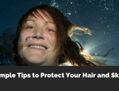 Simple Tips to Protect Your Hair and Skin as a Diver